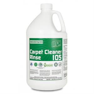 CHEMSPEC CARPET CLEANER RINSE 105 GALLON
